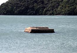川棚魚雷艇訓練所跡